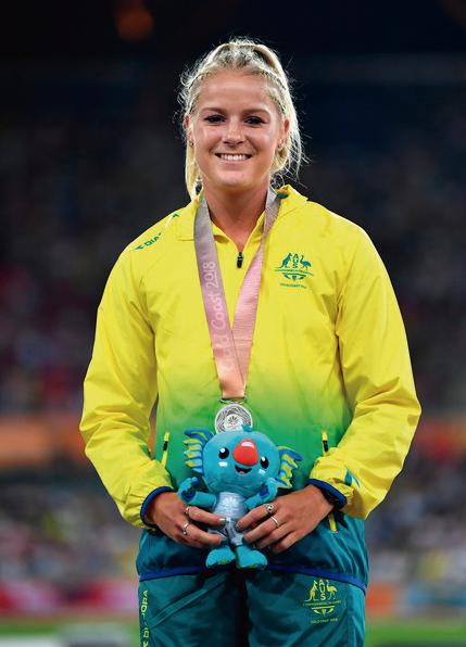 ?Descubrir que era celíaca me llevó a los Juegos Olímpicos?