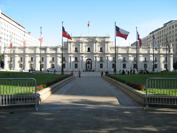 Chile, tan cerca, y tan lejos