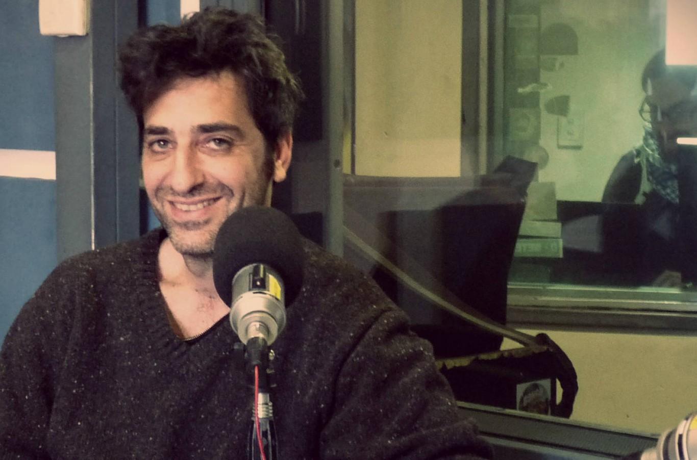 Gustavo Grabia, un periodista comprometido con la DLG