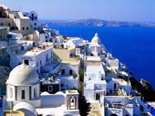 Grecia, su belleza y sus pendientes