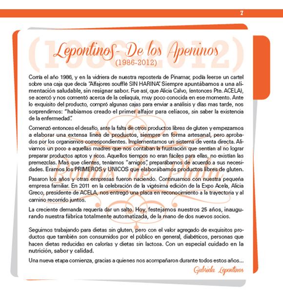 Lepontinos-De los Apeninos (1986-2012)
