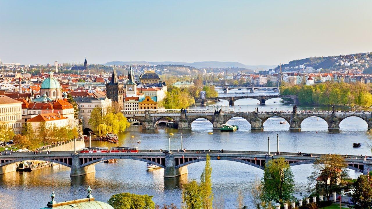 Celíacos en Praga
