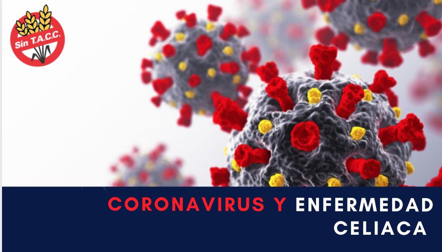 Los celíacos  NO tenemos más riesgo de contraer Coronavirus  que la población general