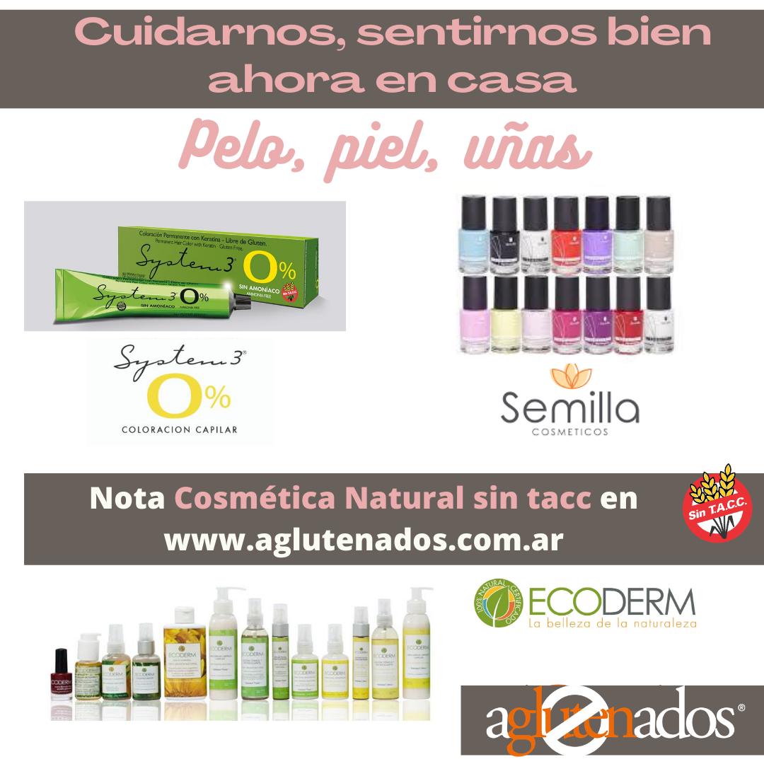 Razones por las cuales elegir productos de Cosmetica  Natural.
