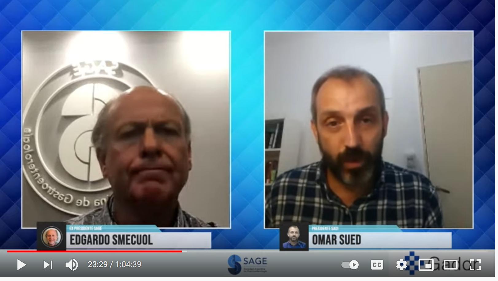 Puesta en Orbita de la Vacuna Sputnik V en Argentina