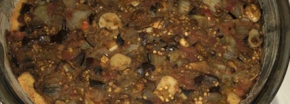 Tarta de tomate y choclo de SoyCeliacoNoExtraterrestre
