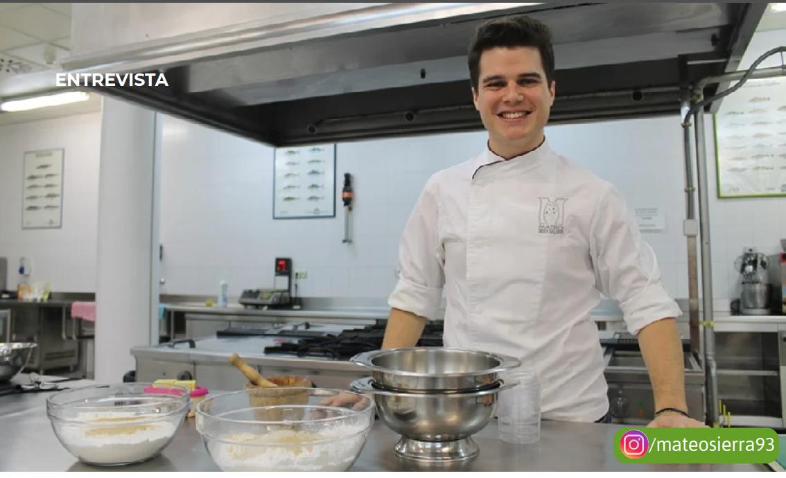 Un cocinero de cosas ricas (y libres de gluten)